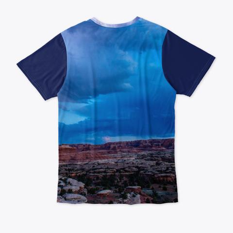 Utah Lightning Standard T-Shirt Back