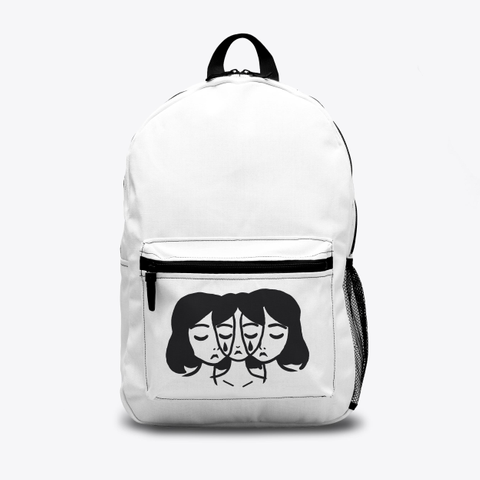 F33 L1 Ng5 Backpack Standard T-Shirt Front