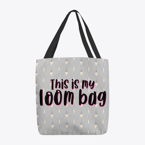 This Is My Ioom Bag Standard T-Shirt Front