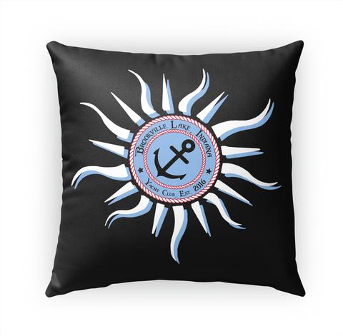 Brookville Yacht Club Pillow Standard T-Shirt Front