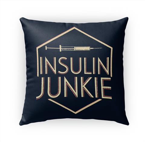 Insulin Junkie Standard T-Shirt Front