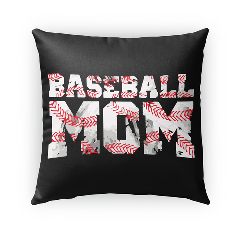 Baseball Mom Standard T-Shirt Front