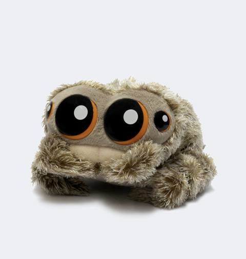Lucas The Spider® Snuggle Edition Standard T-Shirt Front