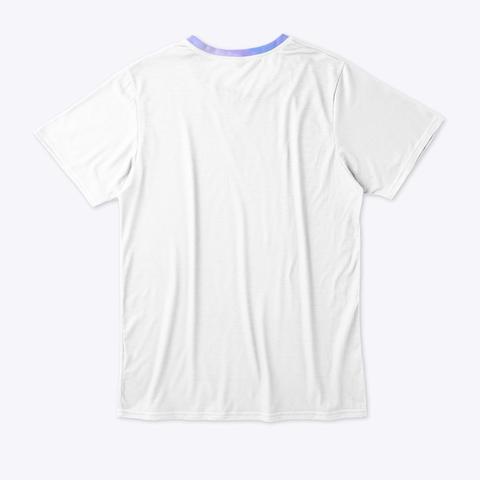 """Puff"" Pocket Print Tee Standard T-Shirt Back"