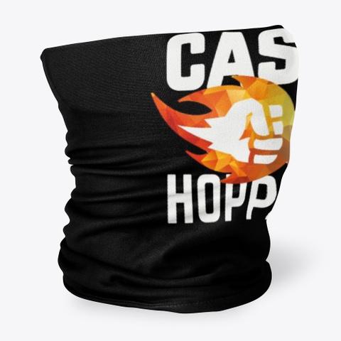 Casino Hopper Black T-Shirt Side
