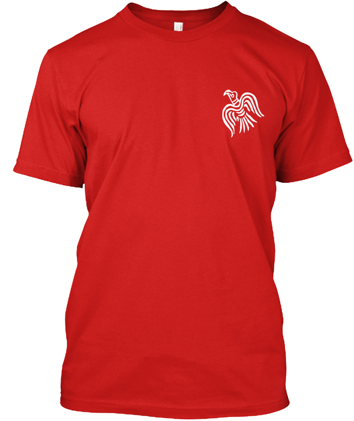 Standard Unisex T-shirt Scottish Grown With Viking Roots S-5XL