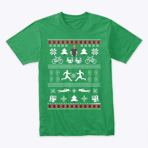 Ugly Gadget T Shirt Kelly Green T-Shirt Front