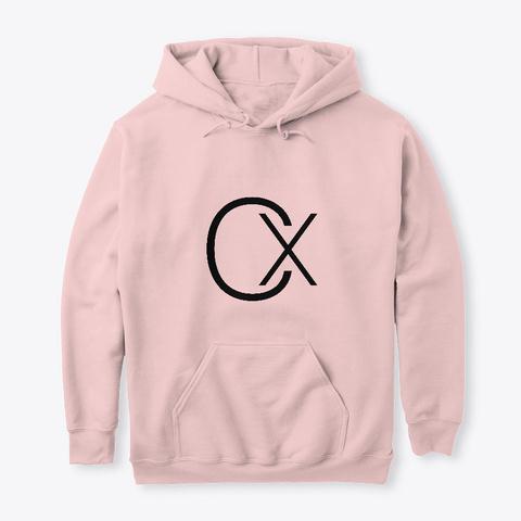 Cx  Classix Original  Light Pink T-Shirt Front