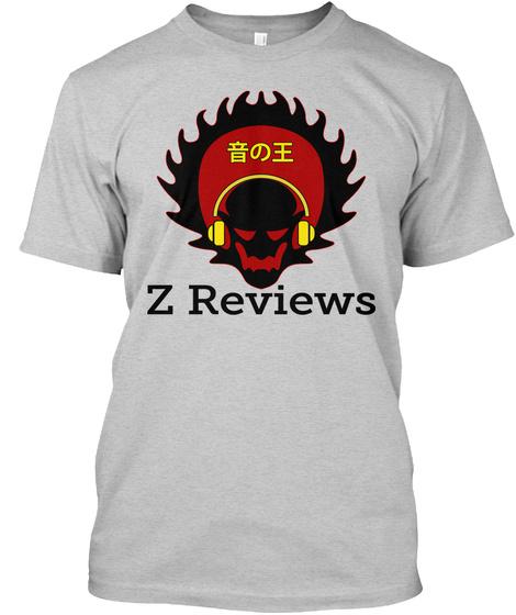 Z Reviews - Basic Logo Unisex Tshirt