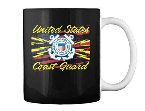 Cg Sparks Radioman Mug Black T-Shirt Back
