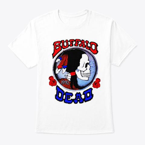 buffalo dead shirt