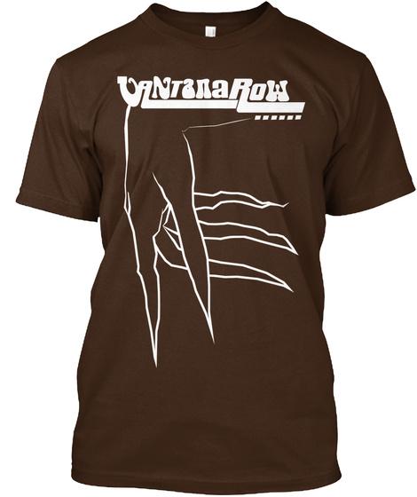 Vantanarow Dark Chocolate T-Shirt Front