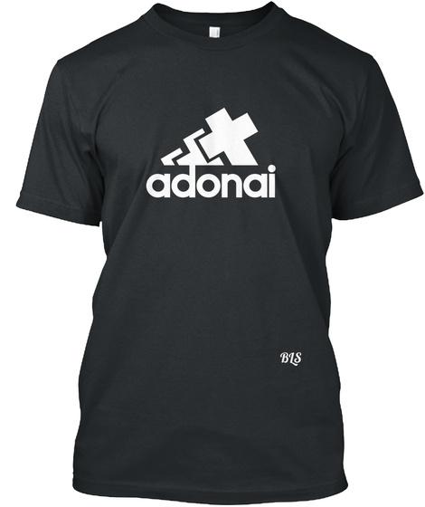 Bls Black T-Shirt Front