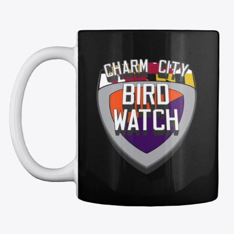 Ccbw Accessories  Black Mug Front