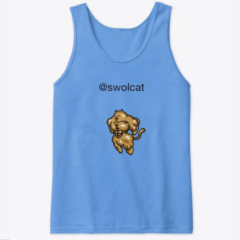 Original Design Carolina Blue T-Shirt Front