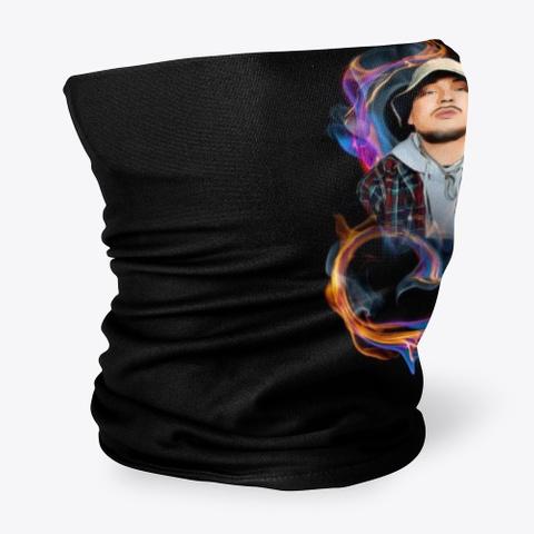 The Magic Of Peso Black T-Shirt Side