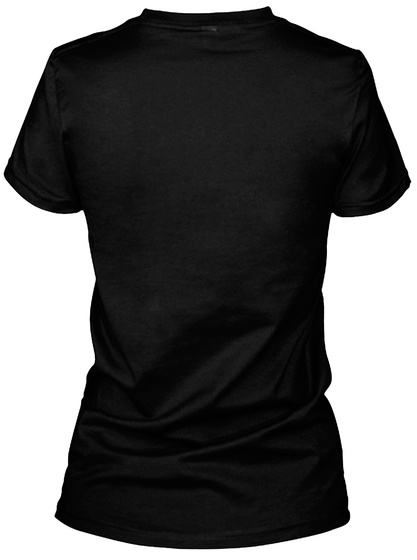Spread Love Black T-Shirt Back