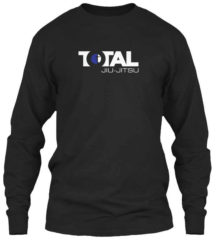 total jiu jitsu clothing is back gildan long sleeve tee t shirt ebay. Black Bedroom Furniture Sets. Home Design Ideas