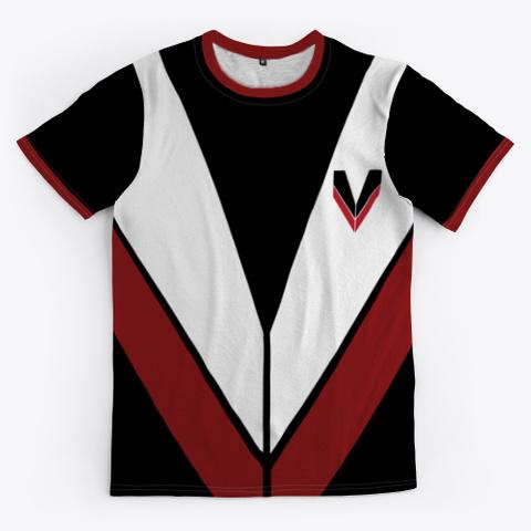 Vitamin Esports Jersey   Taels Black T-Shirt Front