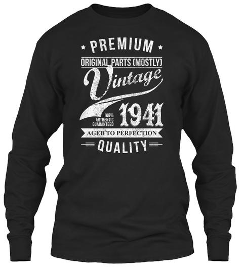 Vintage 1941. Birthday Gift For 75 Years old. SweatShirt