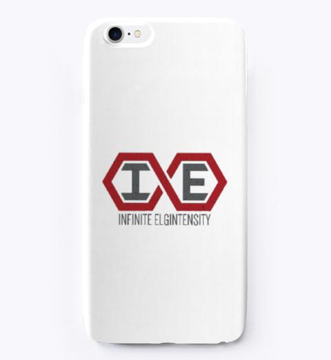 Infinite Elgintensity Logo Standard T-Shirt Front
