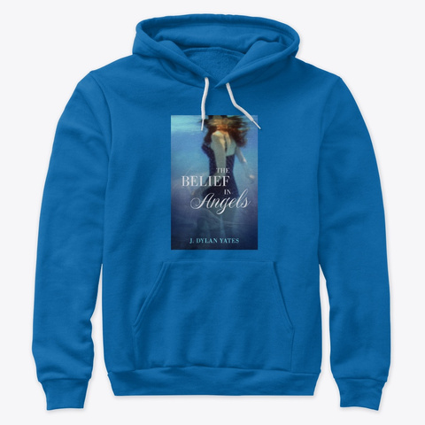 Angels Merch True Royal Sweatshirt Front