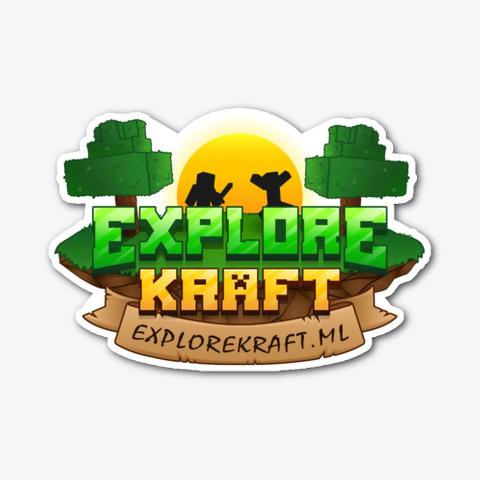 Explore Kraft Merch Standard T-Shirt Front