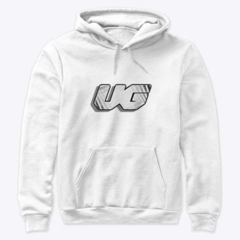Ug Store White T-Shirt Front