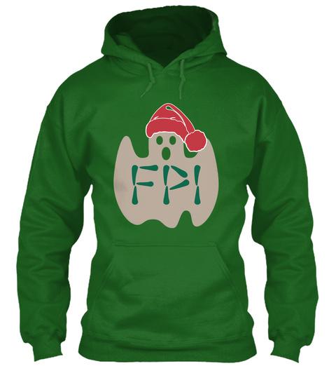 Fpi Irish Green T-Shirt Front