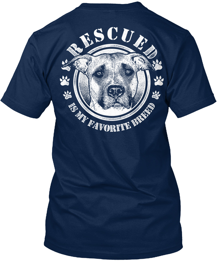 Pit-Bull-Rescued-Eu-T-shirt-Elegant-S-5XL