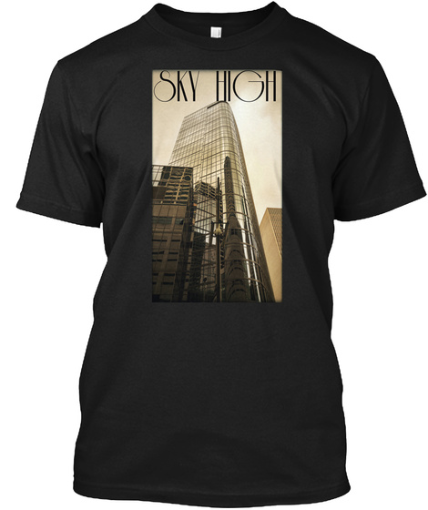 Making A New Brand For Art Black T-Shirt Front