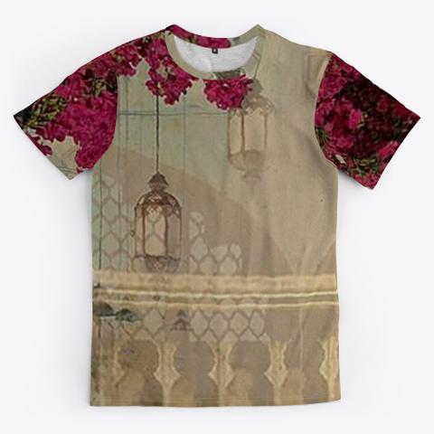 Oriental Art Standard T-Shirt Front