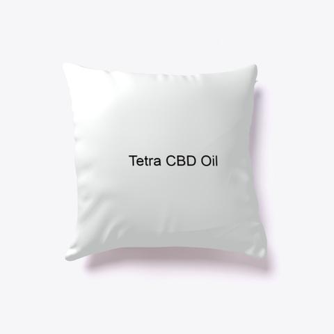 Tetra Cbd Oil Standard T-Shirt Front