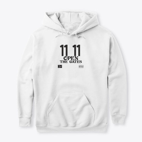 11 11 Open the Gates Clothing by Nadje LongSleeve Tee