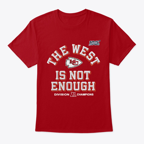 The West Is Not Enough Shirt Jersey