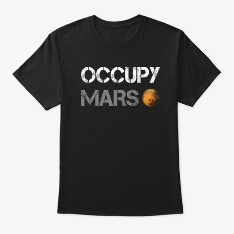 occupy mars beach towel shirt