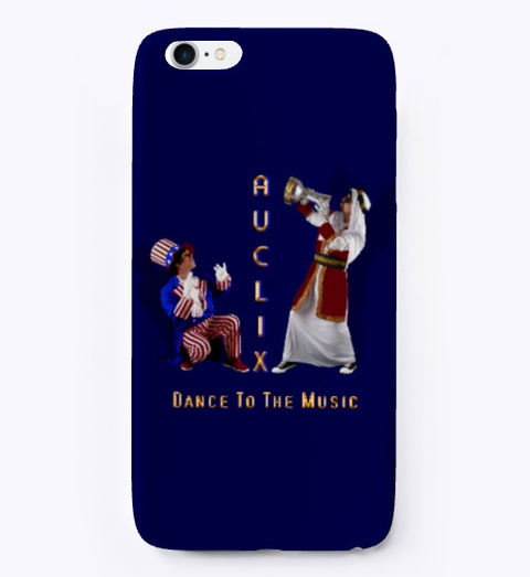 I Phone And Samsung Cases Dark Navy Maglietta Front