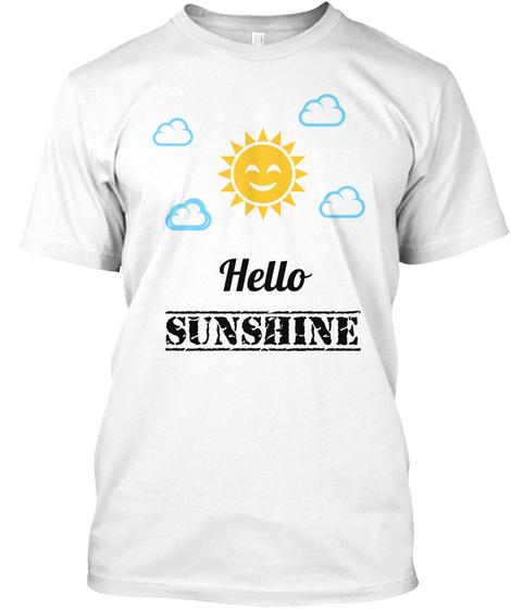 efcbe012e Vintage Hello Sunshine - Hello Sunshine Products from Shirts with ...