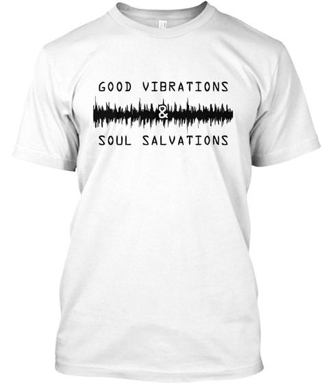 Kingdom Connection Radio, Inc. White T-Shirt Front