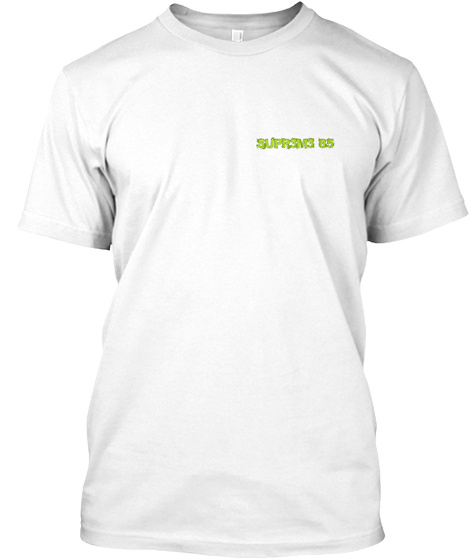 T Shirt Put*Click White T-Shirt Front