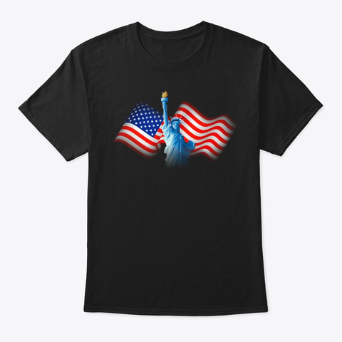 United States Veteran's Day 2019 Black T-Shirt Front