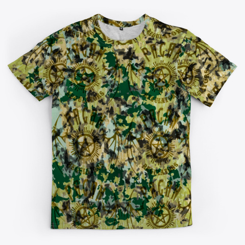 Pagan Regulators Official Standard T-Shirt Front