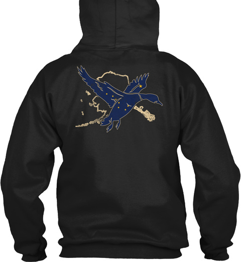 1116 Alaska Waterfowl Duck Hunting Unisex Tshirt