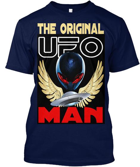 The Original Navy T-Shirt Front