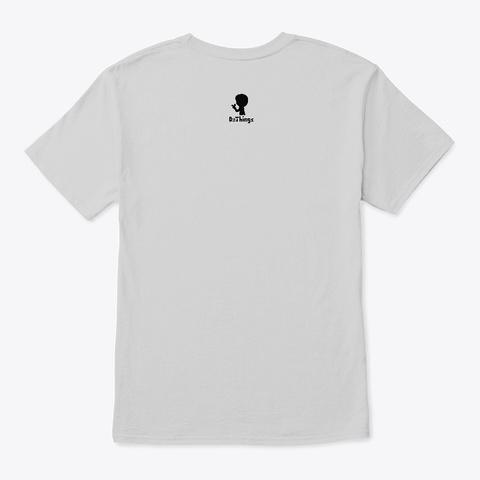 Zooks Light Steel T-Shirt Back