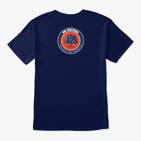 We've Got Jared! Navy T-Shirt Back