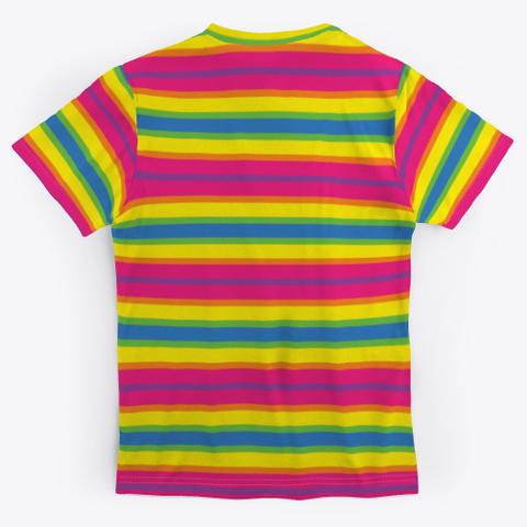 Perfect Unicorn Color T Shirt Standard T-Shirt Back