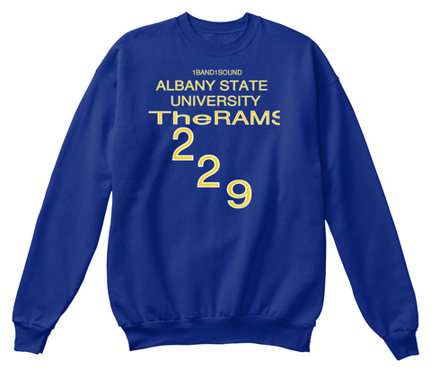 1BAND1SOUND ALBANY STATE 229 SPECIALS SweatShirt