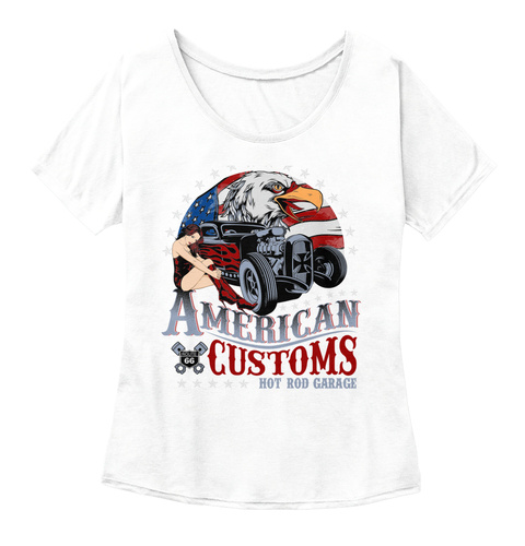 AMERICAN CUSTOMS TEES