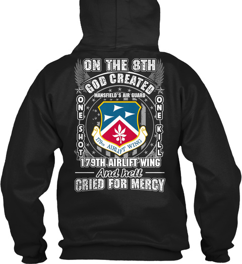 179th Airlift Wing SweatShirt